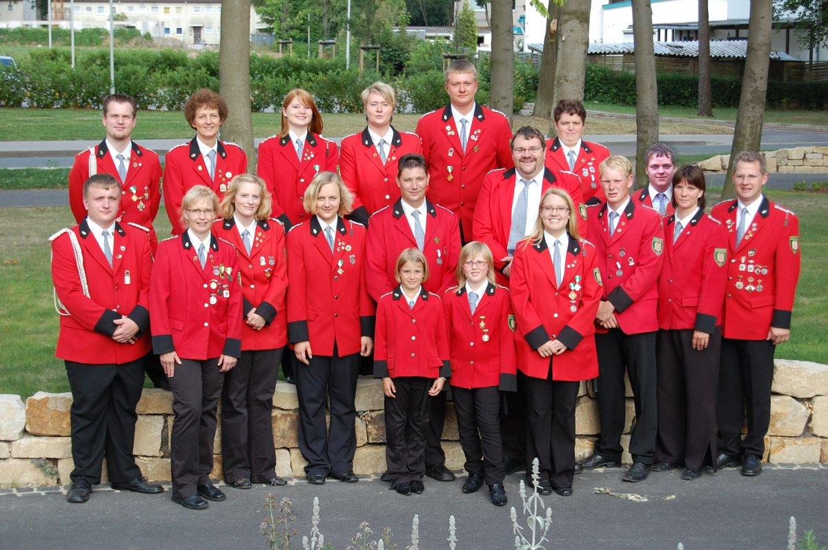 Spielmannszug Fabbenstedt 2012